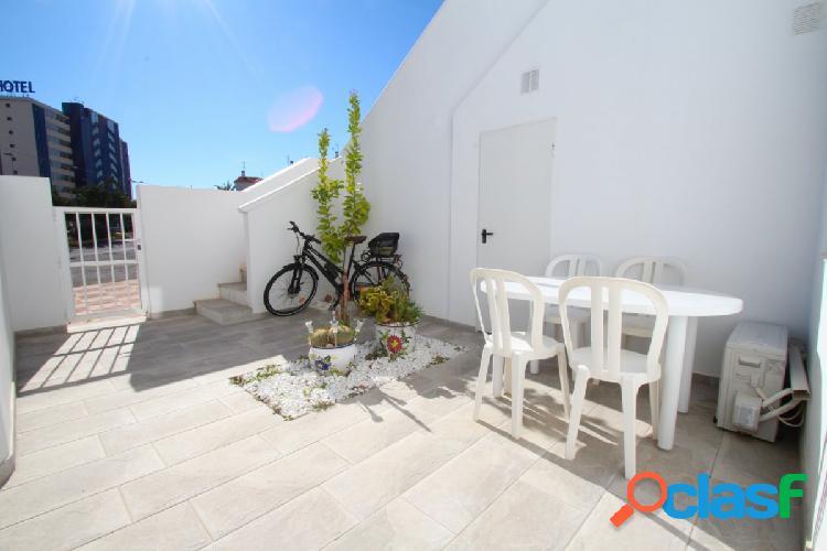 Bungalow planta alta de 2 dormitorios + estudio en La Mata -