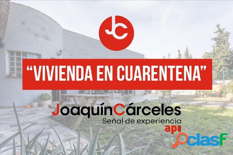 CHALET EN EL GARRUCHAL
