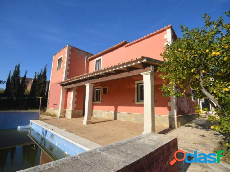 CHALET UNIFAMILIAR EN SON RAMONELL NOU (MARRATXI)