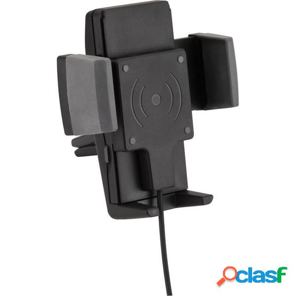 Cargador inalámbrico universal para Smartphone con clip de
