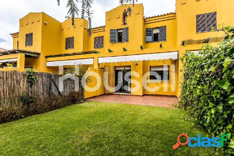 Chalet en venta de 139 m² en Avenida Rodriguez de la