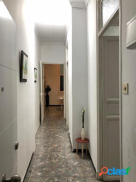 Céntrico piso totalmente reformado!!!
