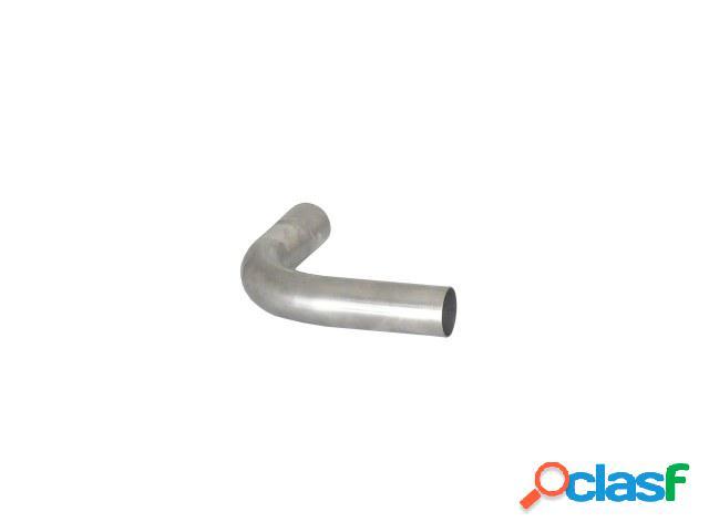 Curva acero inox Aisi 304 - longitud 300 mm - diamètro 45
