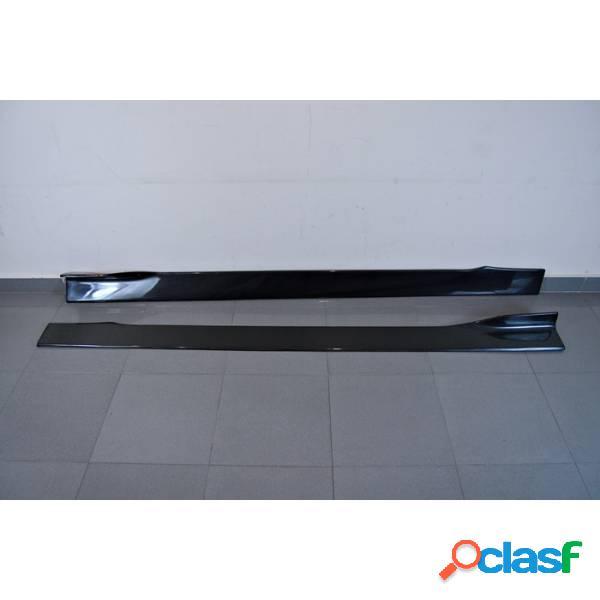Difusor Taloneras BMW F10 / F11 10-16 Carbono - Fibra de