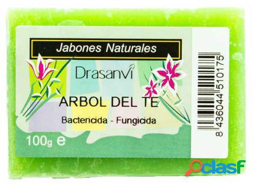 Drasanvi Jabón de Árbol del Té 100 gr