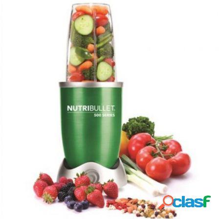 Extractor de nutrientes nutribullet nb5-0628-g verde - 500w