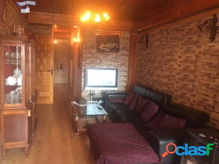 Fantástica casa adosada de 204 m2, 3 hab, 3 baños y garaje