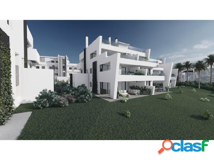 Fantástico apartamento con gran terraza