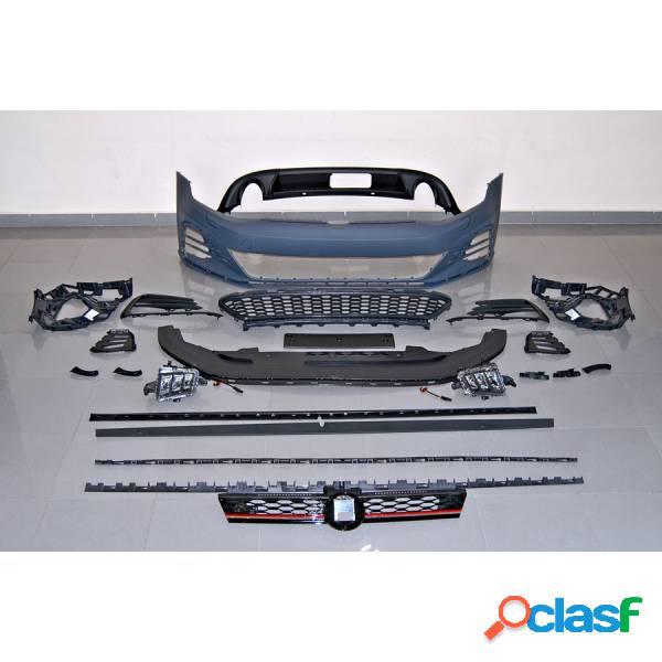 Kit De Carrocería Volkswagen Golf 7.5 3/5P Facelift Look