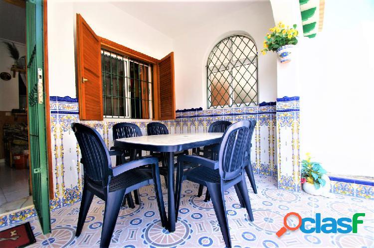 La Mata, Casa adosada en urbanizacion cerrada con piscina