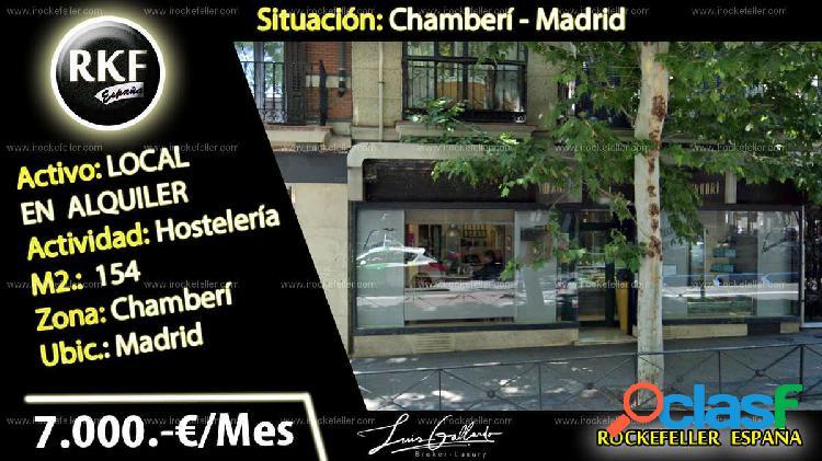 Local comercial - Arapiles, Chamberí, Madrid [229680/Local