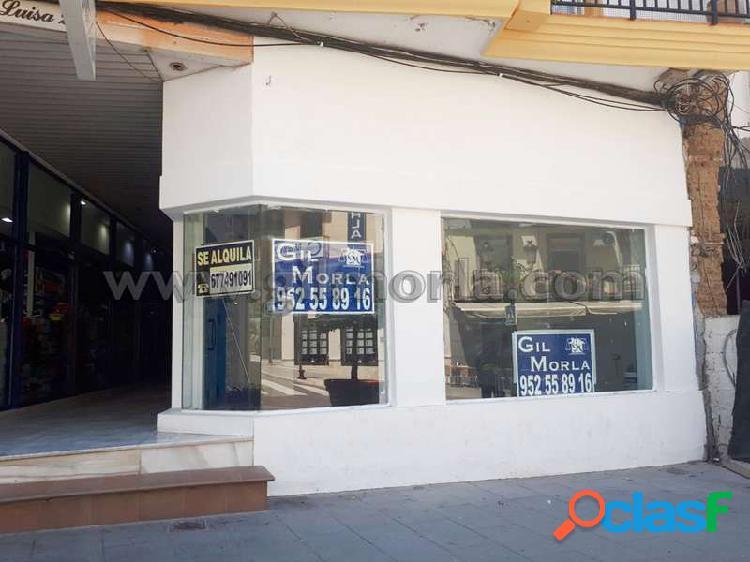 Local comercial - Canalejas, Vélez-Málaga [191021/39.181]