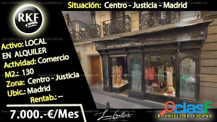 Local comercial - Justicia, Centro, Madrid [202030/Local