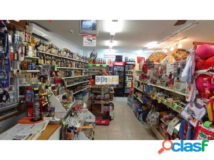 Local comercial a pie de calle ideal inversores