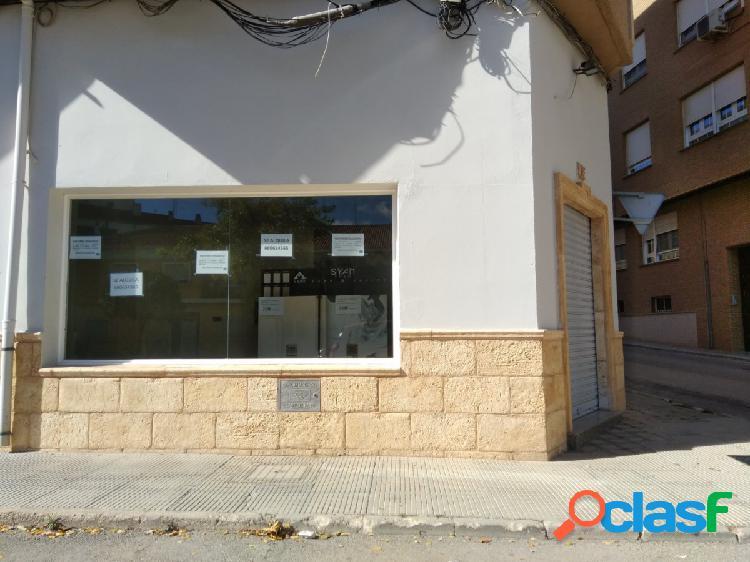 Local en alquiler en La Roda, zona juan garcia y gonzalez
