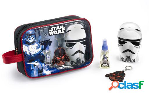 Lorenay Neceser Baño Star Wars Pack 3 Piezas 268 gr