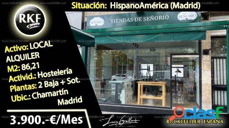 - Madrid [226973/Piso Alquiler]