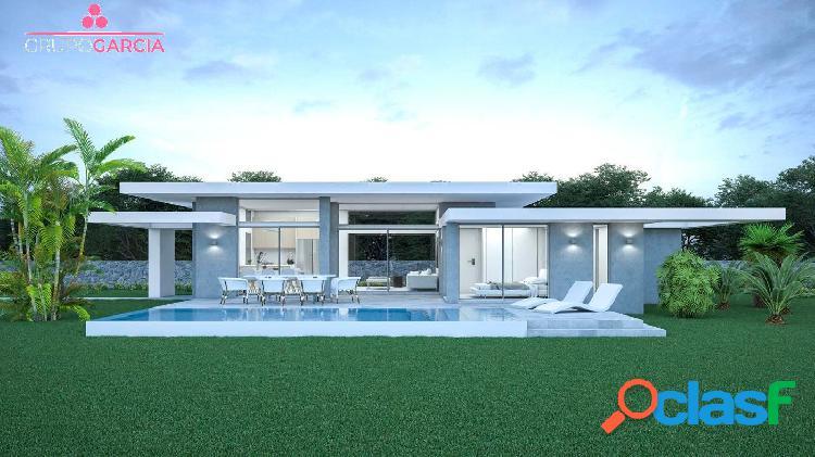 Nueva villa de lujo en venta en Jávea GV5076A