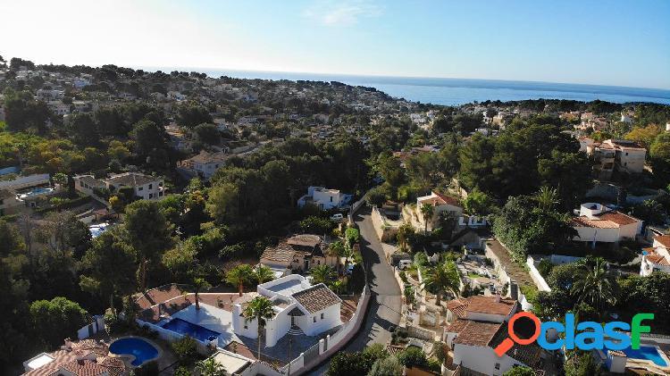 Nueva villa en venta en Benissa costa GV5096A
