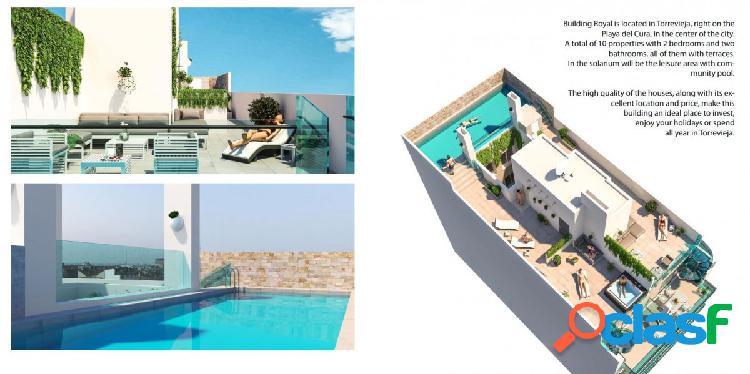 Nuevo edificio en Playa del Cura