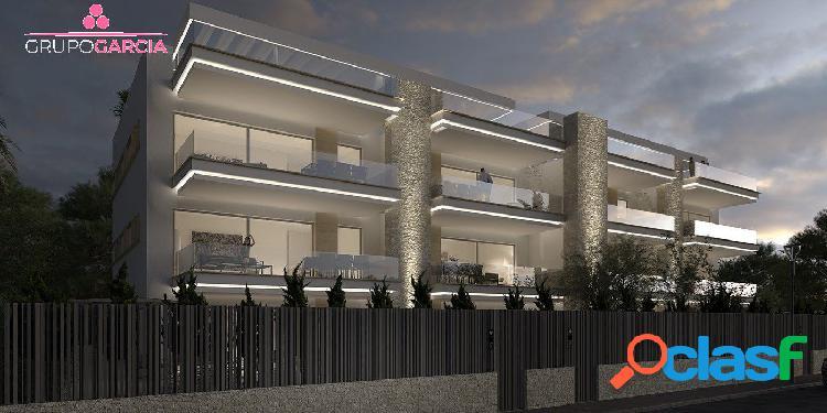 Nuevos apartamentos de lujo en venta en Jávea GV5070B
