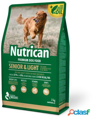 Nutrican Nutrican Senior&Light 3 Kg