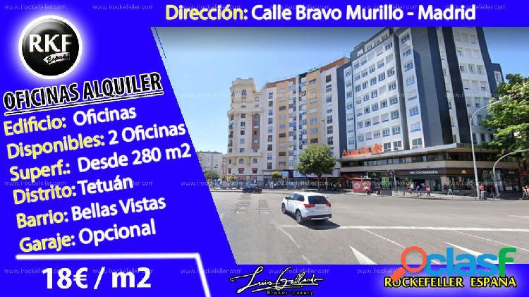 Oficina - Bellas Vistas, Tetuán, Madrid [230505/Oficina