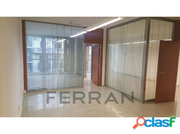 Oficina de 90 m2 en perfecto estado en Sant Gervasi