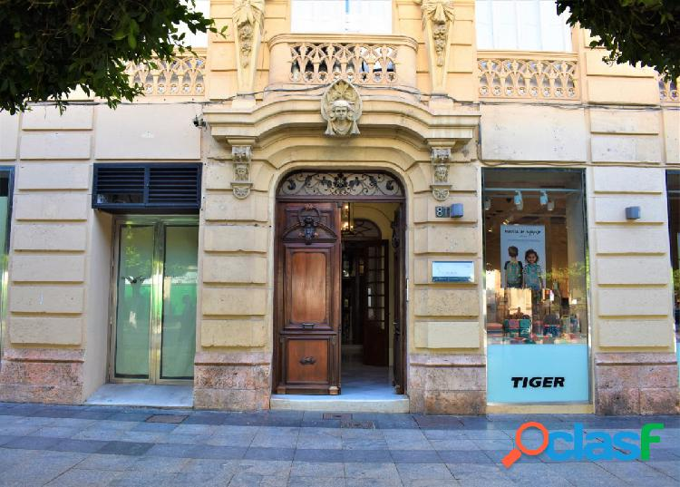Oficina en alquiler en Paseo de Almería