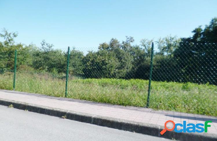 Parcela en Villaverde de Pontones.