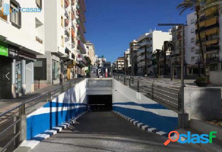 Plaza de parking en Marqués del Duero, San Pedro