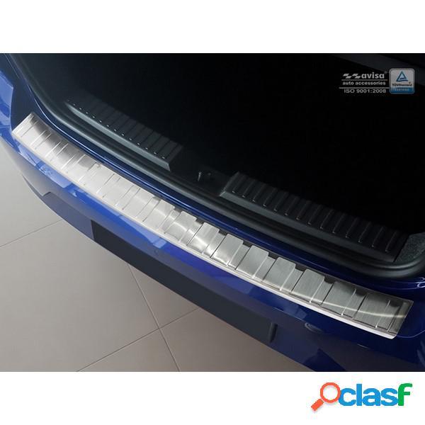 Protector acero paragolpes trasero Seat Ibiza (6F) 2017-