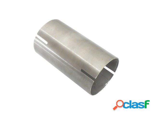 Racor acero inox Aisi 304 - diamètro interno 60,8 mm -