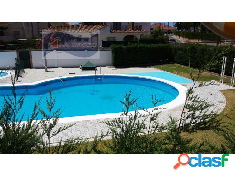 Se vende apartamento en primera linea de playa, El Portil,