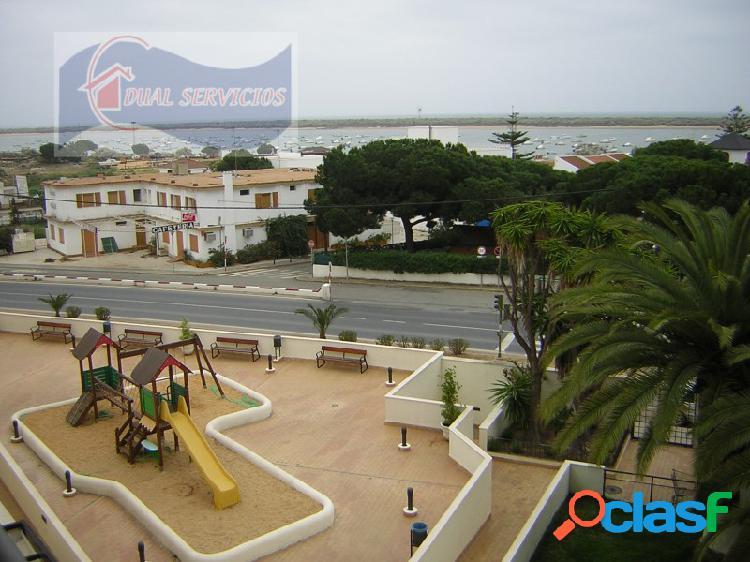 Se vende estupendo piso a pie de playa, El Rompido, Huelva