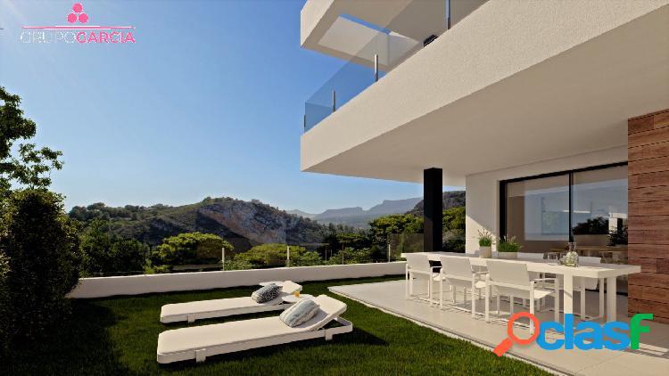 Se venden seis exclusivos apartamentos áticos modernos Y