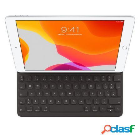 """Smart keyboard para ipad air 10.5"""" y ipad 10.2"""" - espanol -"""
