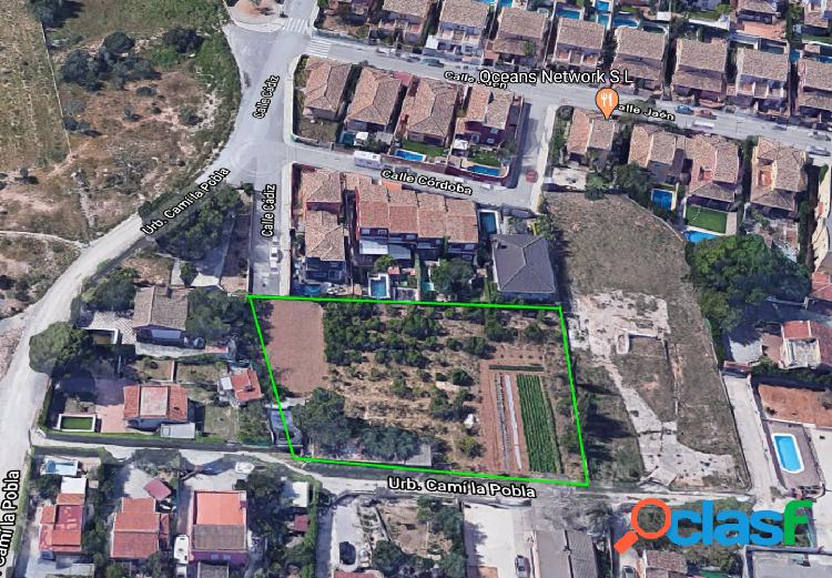 Solar en Calle Cádiz, junto a Maravisa y Conarda