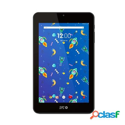 """Spc Tablet 7"""" Ips 9742108N Flow Qc 8Gb Negra, original de la"""