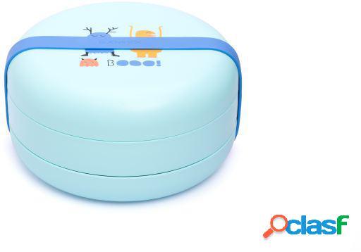Suavinex Set Platocombi Bentoo Booo Azul 4m 292 gr