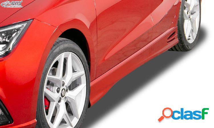 """Taloneras RDX SEAT Ibiza 6F """"GT4"""""""