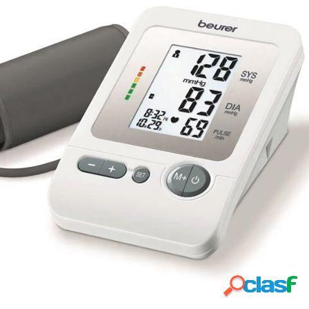 Tensiometro de brazo beurer bm-26 - medicion automatica -