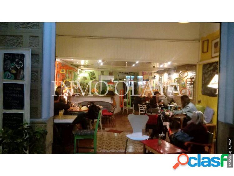 Traspaso Bar Cafetería C2 mixta Ensanche Izquierdo