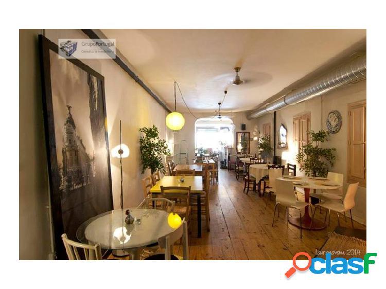 Traspaso Bar Restaurante de 125m² en zona Centro