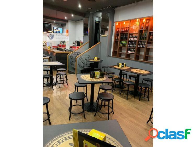 Traspaso Bar - Restaurante de 90 m² con terraza en