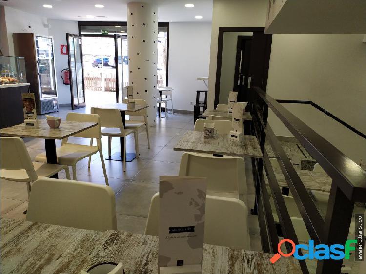 Traspaso Panaderia cafeteria C1 con obrador