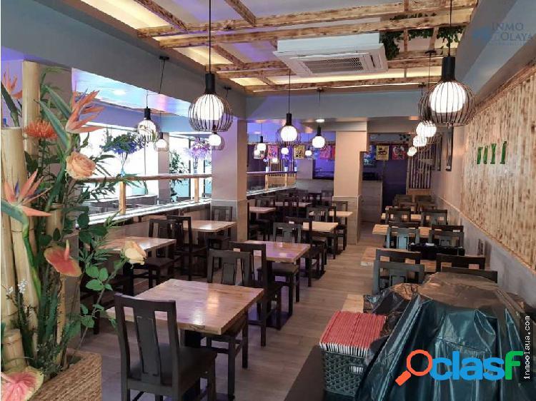 Traspaso Restaurante C3 conTerraza Francesc Maciá
