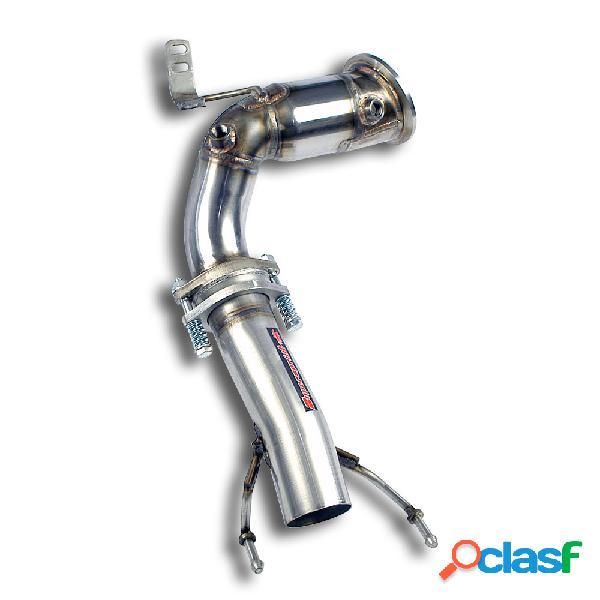 Turbo downpipe kit (Reemplaza catalizador OEM) - BMW F46