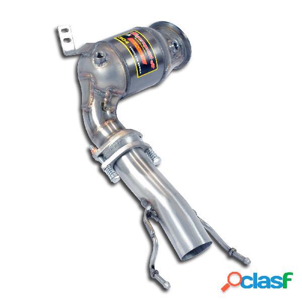 Turbo downpipe kit con catalizador metalico - BMW F46 216i