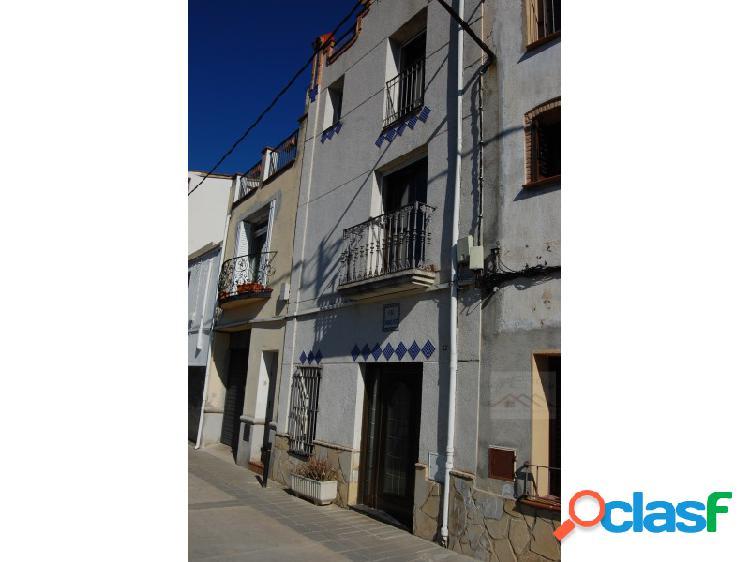 Una casa con sabor de pueblo cerca de Barcelona.